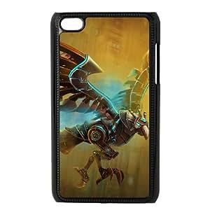 iPod Touch 4 Case Black League of Legends Hextech Anivia EUA15986066 Phone Cases Generic