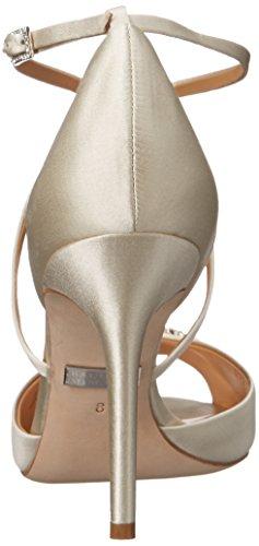 Badgley Mischka Womens Sari Dress Pump Ivory