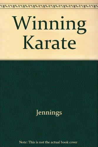 Winning karate