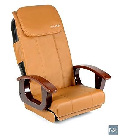 Amazon.com: Shiatsulogic Pedicure Chair Cushion Cover CAPPUCCINO Massage  Vibration Seat Cushion Upholstery: Beauty
