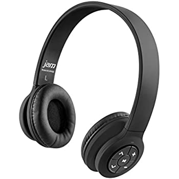 JAM Transit Wireless Headphones (Black) HX-HP420BK