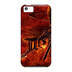 High Quality Scorpion Case For Iphone 5c / Perfect Case