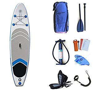 Kanqingqing-Sport Stand Up Paddel Gonfiabile SUP Gonfiabile Stand Up Paddle Consiglio Comodo Gonfiabile SUP Surfing l… 6 spesavip