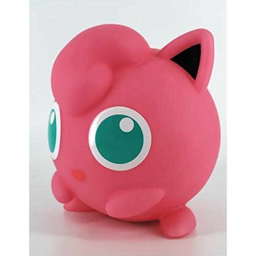 Pokemon Rondoudou - Lampe LED 25cm, 811362, Rose