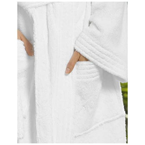 f2c2a6e15e low-cost Terry Cloth Cotton Robe for Women and Men