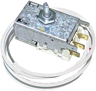 3 mmamp 1000mm-TUBO CAPILLARE TERMOSTATO di Raffreddamento Dispositivo Di Raffreddamento ORIGINALE RANCO k59-l4021 2x6