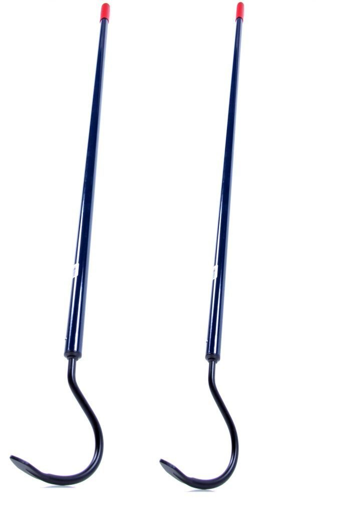 Pack of 2 - Midwest Rake 40201 One Prong Cultivator