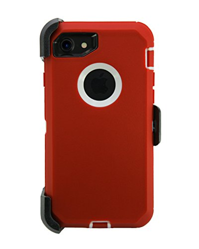 iphone 4 case otterbox red - 4