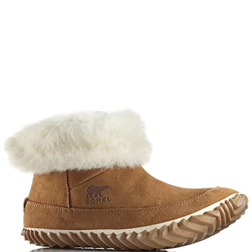 Natural Out Sorel Bootie Brown About Women's Elk N White Boot xUBqSA