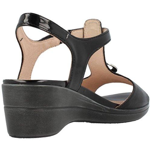 Sandalias y chanclas para mujer, color Negro , marca STONEFLY, modelo Sandalias Y Chanclas Para Mujer STONEFLY VANITY III Negro Negro