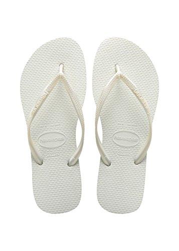 Havaianas Flop White Women's Flip Slim ZqRZr