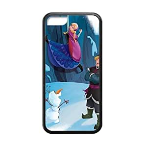 diy zhengFrozen practical fashion lovely Phone Case for Ipod Touch 4 4th (TPU)