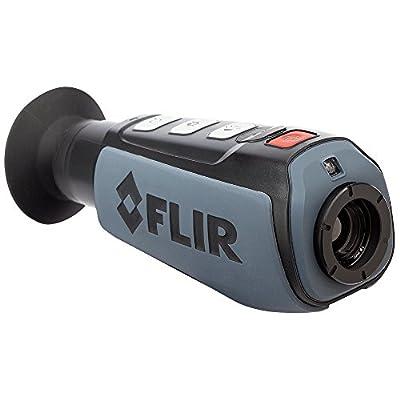 FLIR Ocean Scout 640 NTSC 640 x 480 Handheld Thermal Night Vision Camera - Black from FLIR Systems