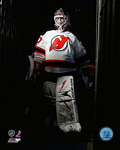 """Martin Brodeur New Jersey Devils NHL Action Photo (Size: 8"""" x 10"""")"""
