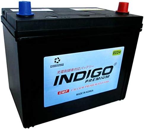 インディゴ バッテリー 115D26L アテンザセダン DBA-GH5AP H22/1~H24/11 充電制御車 4WD
