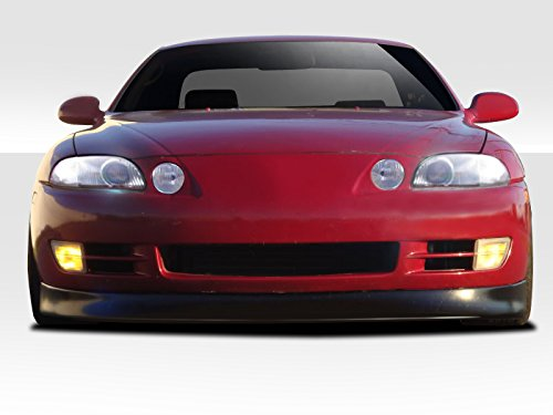1992-1996 Lexus SC Series SC300 SC400 Duraflex V-Speed Front Lip Under Spoiler Air Dam - 1 Piece Lexus Sc Spoilers