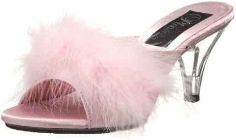 Pleaser Women's Belle-301F Sandal