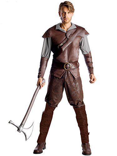 Snow White and The Huntsman Costume, Brown, X-Large ()