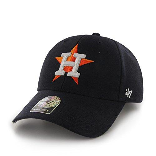 '47 MLB Houston Astros Juke MVP Adjustable Hat, One Size, ()