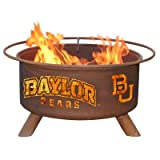 Cheap Patina Products F461 Baylor University Fire Pit