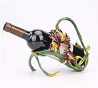 Estantería de vino Titular simple botella de vino