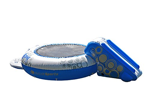 Rave O-Zone XL Plus Water Bouncer with Slide