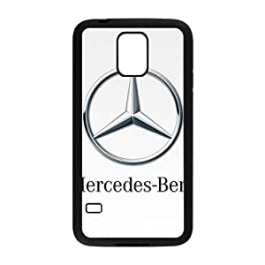 SANLSI Mercedes Benz sign fashion cell phone case for Samsung Galaxy S5