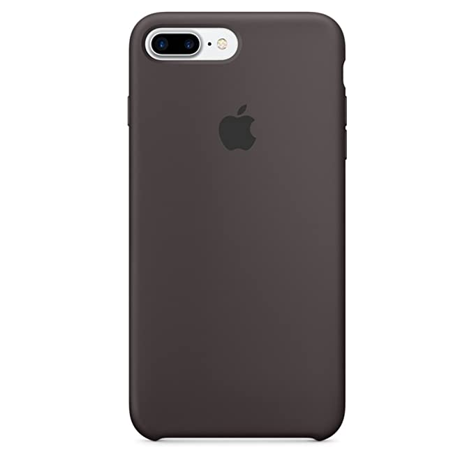 first rate 97ed9 48422 Apple Silicone Case for iPhone 7 Plus - Cocoa
