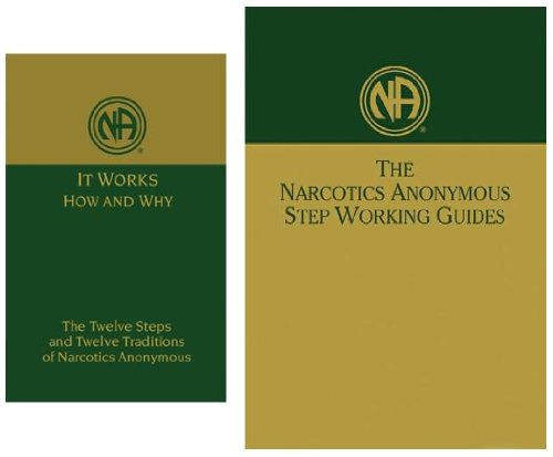 photograph regarding Na Step Working Guide Printable known as Narcotics Nameless: \