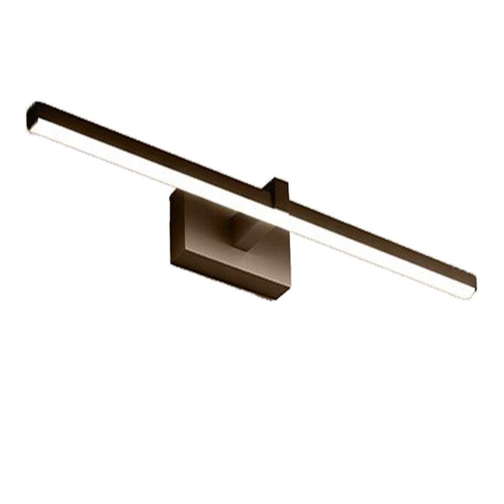MIAOLIDP Amerikanisches Spiegelkabinettlichtbadezimmerbadezimmerbad führte Retro- Spiegelscheinwerferschlafzimmerschminktisch-Spiegellicht Schminktischlampe