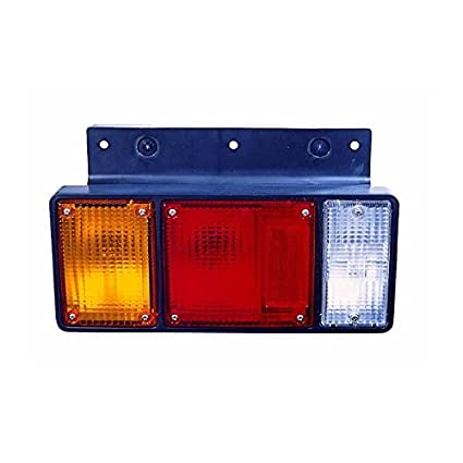 amazon com: lamp rear tail light asm lh for isuzu npr/nqr/fsr/ftr:  automotive