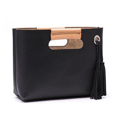 Saddleback Leather Clutch Tote - Beautiful Full Grain Leather Small Tote Bag with 100 Year Warranty by Saddleback Leather Co.