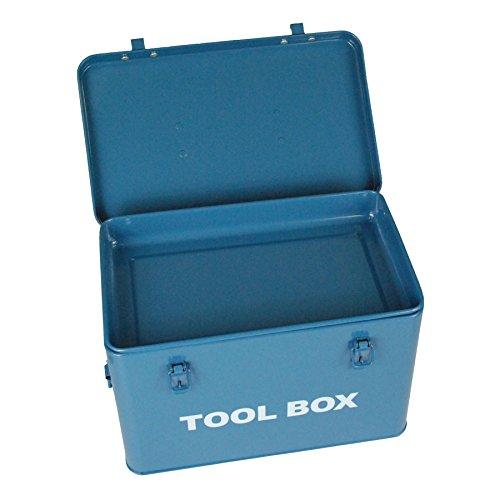 Faithfull TBB16 Metal Barn Tool Box 42 cm