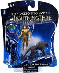 Amazon Com Percy Jackson Amp The Olympians The Lightning