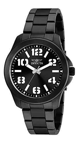 Invicta Men's 21399 Specialty Analog Display Quartz Black Watch