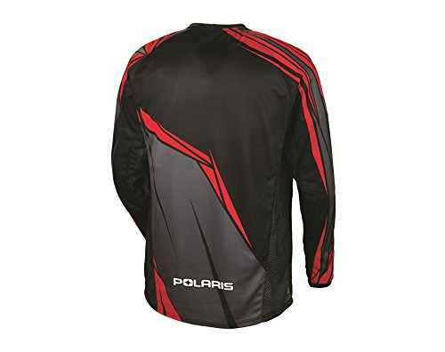 Polaris Off-Road Riding Jersey - Red - XL