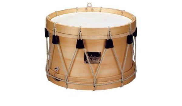 Gonalca Percusion 4400 - Tamboril gallego cuerda 25 x 20 cm: Amazon.es: Instrumentos musicales