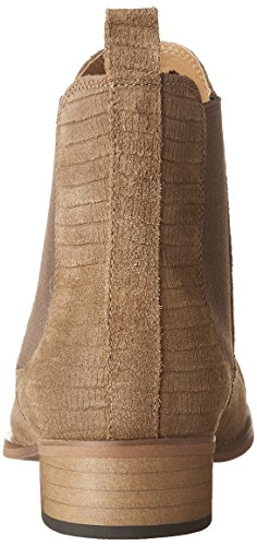 Steve Madden Men's Paterson Chelsea Boot Taupe Suede free shipping many kinds of for sale BdBEes7