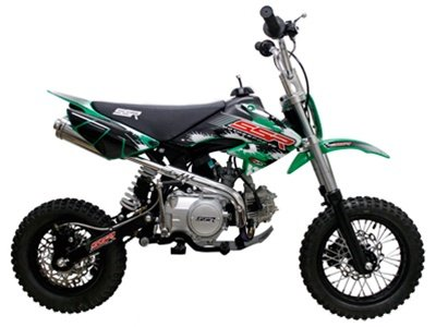 SSR Motorsports Squirt- SSR 110 Dirt Kids Bike Reviews