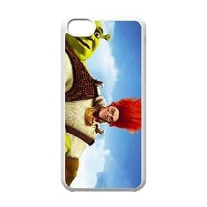 shrek forever after iPhone 5c Cell Phone Case White Gimcrack z10zhzh-3310036
