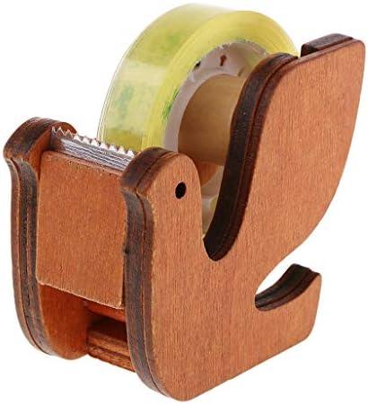 テープカッター テープディスペンサー 鳥デザイン 歯状 手作り クラフト アクセサリー