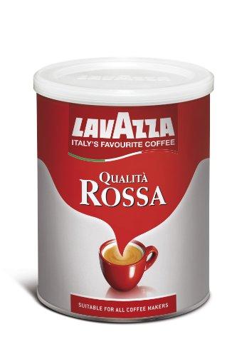 Lavazza Qualità Rossa , 2er Pack (2 x 250 g Dose)