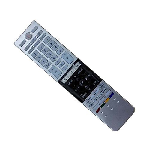 (New Toshiba Remote Control Fit For HDTV TV 47L6200U 55L6200U CT-90461 65L9400U)