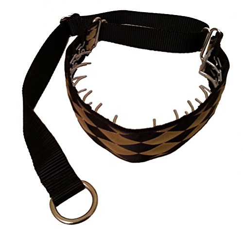 Lola's Limited Secret Powers Training Collar (2.3 mm, 12 prongs; Short Fur, 20.5