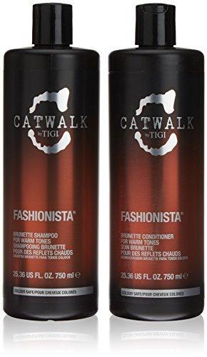 Catwalk Fashionista Brunette Shampoo and Conditioner Duo ...