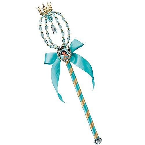 [Disguise Jasmine Classic Disney Princess Aladdin Wand, One Color by Disguise] (Disney Jasmine Wand)