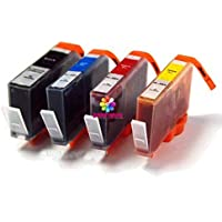 HP 655 Muadil Kartuş 4 renk Deskjet 3525/4615/4625/5525/6525