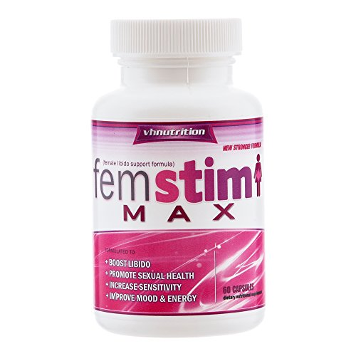FemStimMax | Female Libido Enhancer | Sexual Enhancement for Women to Boost Sex Drive