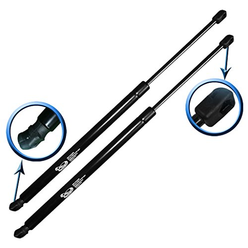 - Two Front Hood Gas Charged Lift Supports for 2007-2010 Hyundai Entourage, 2006-2012 Kia Sedona. Left and Right Side. LSC-0380-2