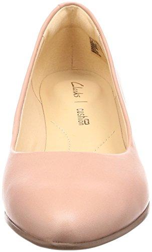 Clarks Mena Blüte Womens Gericht Schuh Pink